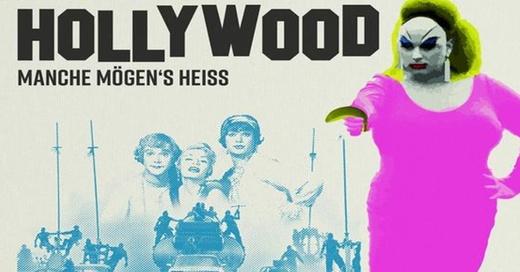 Ball VerQueer, Hollywood, Freiburg, Mensa Rempartstraße, © Veranstalter