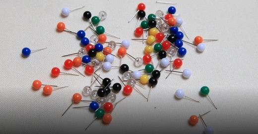 Nadeln, Stecknadeln, © Pixabay (Symbolbild)