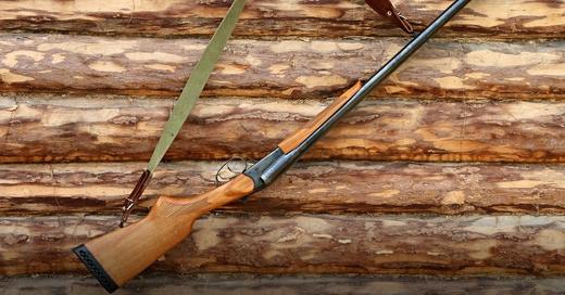 Waffe, Jagd, Gewehr, © Pixabay (Symbolbild)