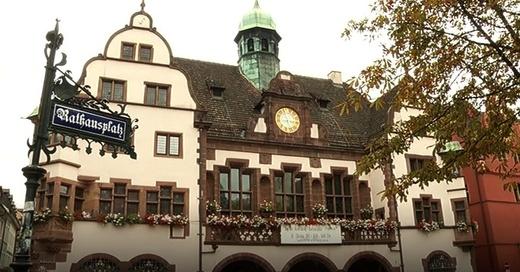 Rathaus, Freiburg, © baden.fm