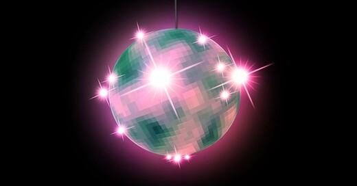 Disco, Discokugel, Party, © pixabay.com