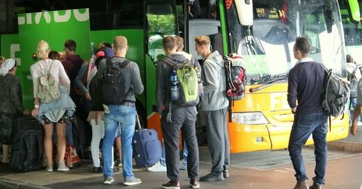 Flixbus, Fernbus, © Flixbus