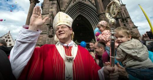 Erzbischof, Freiburg, Stephan Burger, © Patrick Seeger - dpa