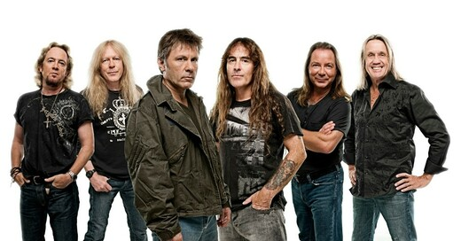 Iron Maiden, © John McMurtrie / Vaddi Concerts
