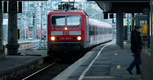 Deutsche Bahn, Stuttgart, Bahnhof, Gleise, © Marijan Murat - dpa (Symbolbild)