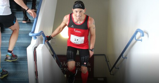 Treppenlauf, Weltmeister, Andre Weinand, © Europa-Park