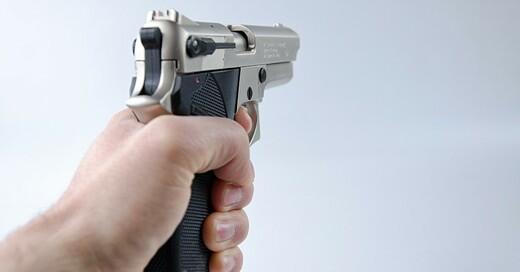 Waffe, Pistole, © Pixabay (Symbolbild)