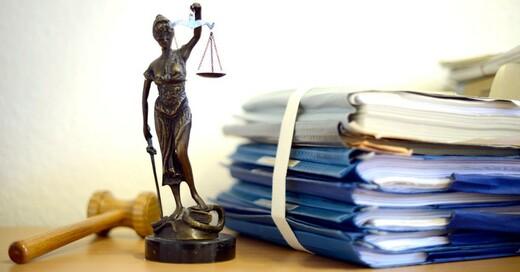 Justiz, Gericht, © Volker Hartmann - dpa (Symbolbild)
