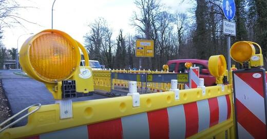 Baustelle, Sperrung, Verkehr, © baden.fm (Symbolbild)