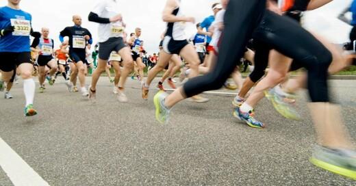 Mein Freiburg Marathon, Lauf, © FWTM
