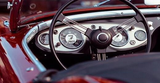 Oldtimer, Auto, Wagen, © pixabay.com
