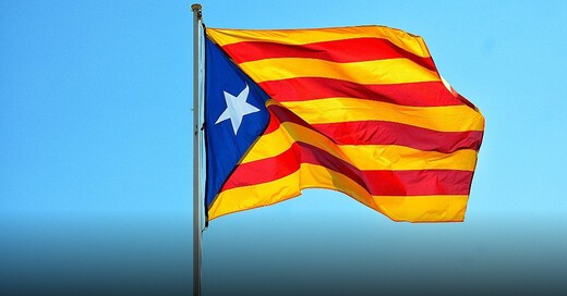 Katalonien, Flagge, © Pixabay (Symbolbild)