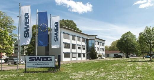 SWEG, Lahr, Hauptsitz, © SWEG