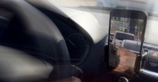 Dashcam, Kamera, Auto, Verkehr, © baden.fm (Symbolbild)