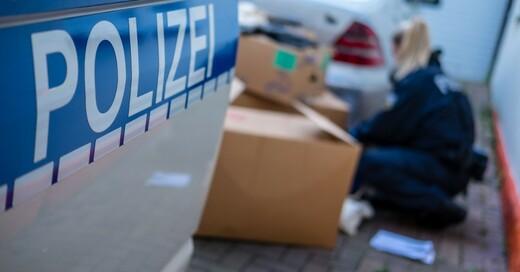 Polizei, Razzia, Hausdurchsuchung, © Bundespolizei (Symbolbild)