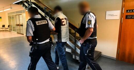 Landgericht, Freiburg, Prozess, Missbrauch, Staufen, © Patrick Seeger - dpa