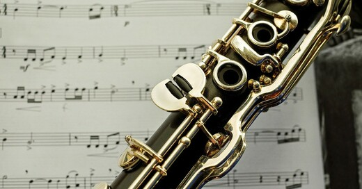 Klarinette, Oboe, Instrument, Musik, © Pixabay (Symbolbild)