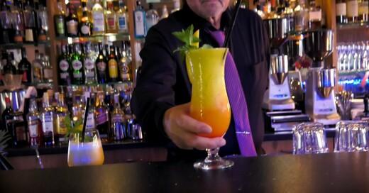 Cocktail, Franky le Shaker, Drink, Frank Hassenzahl, Sommer, Bar, Fliegerhorst, © baden.fm