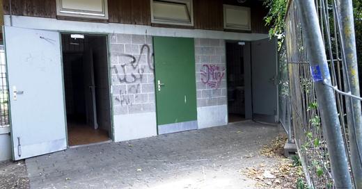 Ökostation, Seepark, Toilette, WC, © baden.fm