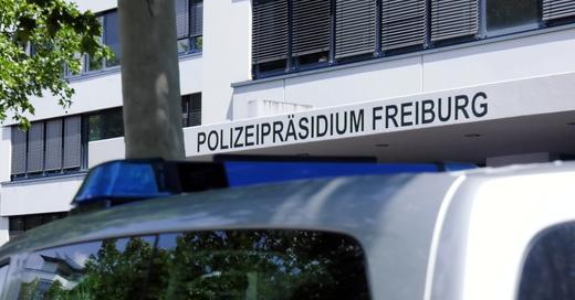 Polizeipräsidium, Freiburg, Polizei, Blaulicht, © baden.fm (Symbolbild)