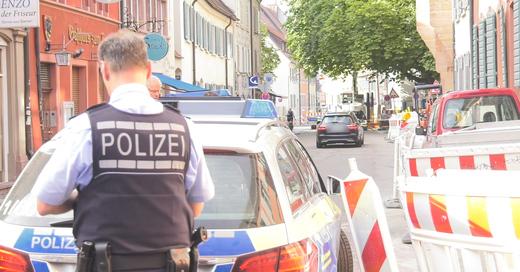 Koffer, Freiburg, Bombe, Verdacht, Polizei, © baden.fm