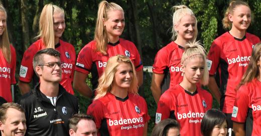 SC Freiburg, Frauenmannschaft, Füchsle, Fußball, © baden.fm