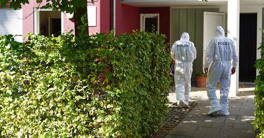 Offenburg, Arztpraxis, Messerattacke, © Benedikt Spether - dpa