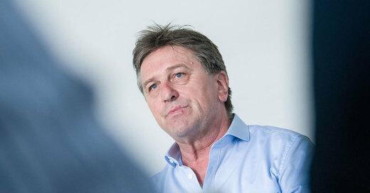 Manfred Lucha, Sozialminister, Baden-Württemberg, © Sebastian Gollnow - dpa