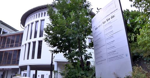 Bruder-Klaus-Krankenhaus, Waldkirch, BDH Klinik, © baden.fm