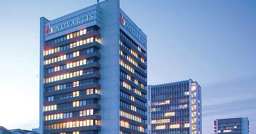Novartis, Pharmakonzern, Basel, © Novartis