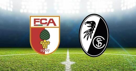 Sport-Club Freiburg vor dem Auswärtsspiel gegen den FC Augsburg