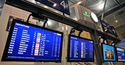 Flughafen, EuroAirport, © Juri Weiss - Staatskanzlei Basel-Stadt