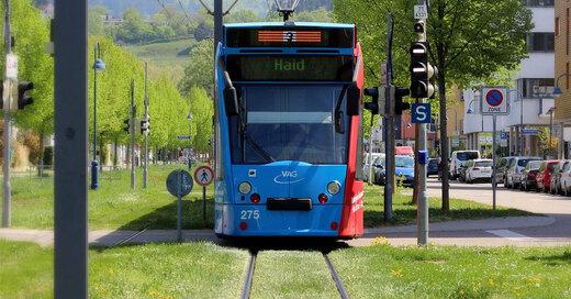 VAG, Straßenbahn, Haid, Linie 3, © Pixabay (Symbolbild)