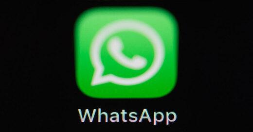WhatsApp, Messenger, App, Smartphone, © Silas Stein - dpa (Symbolbild)