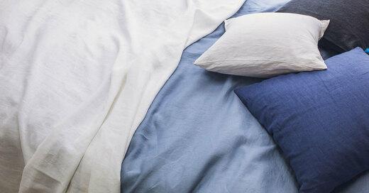 Bett, Bettwäsche, Schlafen, © Pixabay (Symbolbild)