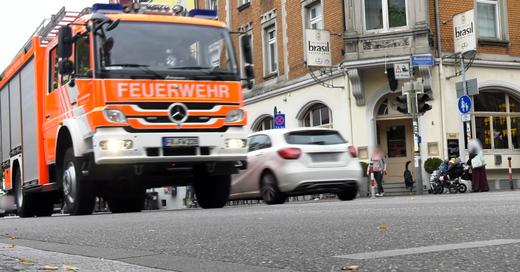 Feuerwehr, Freiburg, Eschholzstrasse, Stühlinger, © baden.fm