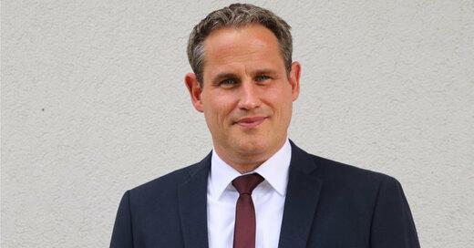 Dirk Harscher, Bürgermeister, Schopfheim, © Dirk Harscher