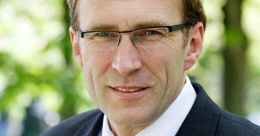 Martin Haag, Baubürgermeister, Bürgermeister, Stadt Freiburg, © Stadt Freiburg