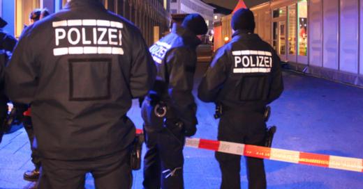 Eislaufbahn, Karlsruhe, Terroranschlag, Polizei, © Thomas Riedel - dpa