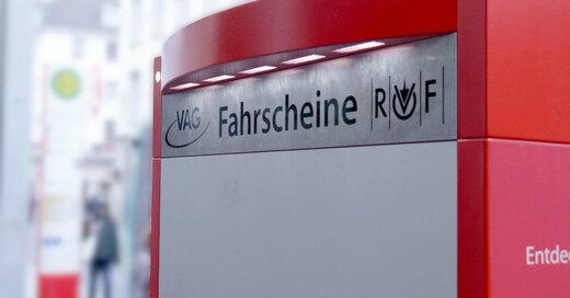 Fahrscheinautomat, Ticketautomat, RVF, VAG, © baden.fm (Symbolbild)