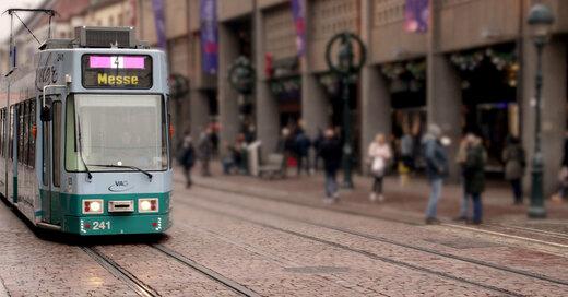 Straßenbahn, Freiburg, Linie 4, Messe, © baden.fm (Symbolbild)