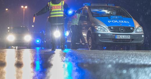 Polizei, Kontrolle, © Patrick Seeger - dpa (Symbolbild)