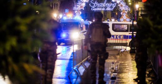 Frankreich, Straßburg, Weihnachtsmarkt, Terror, Anschlag, © Christoph Schmidt - dpa