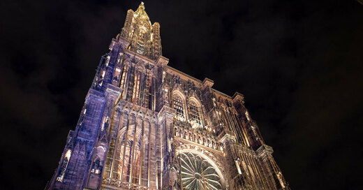 Münster, Straßburg, Elsass, Kirche, © Sebastian Gollnow - dpa (Symbolbild)