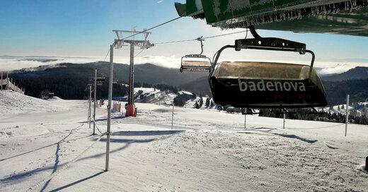 Feldberg, Skilift, Wintersport, © Liftverbund Feldberg / dpa