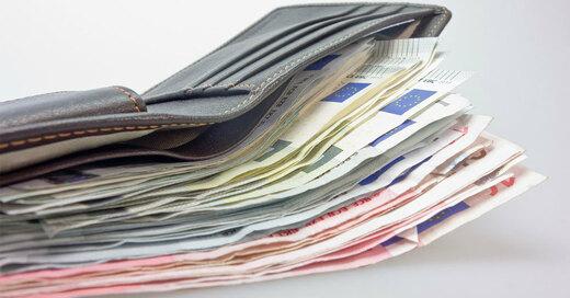 Geldscheine, Geld, Bargeld, Geldbeutel, © Pixabay (Symbolbild)