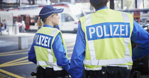 Kantonspolizei Basel-Stadt, © Juri Weiss - Staatskanzlei Basel-Stadt (Symbolbild)