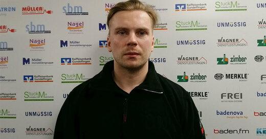 Antti Kauppila, EHC Freiburg, Eishockey, © EHC Freiburg