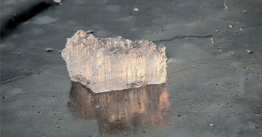 Eisfläche, See, gefroren, © Pixabay (Symbolbild)