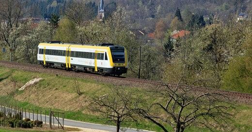 Hochrheinbahn, Zug, © Georg Wagner - Deutsche Bahn